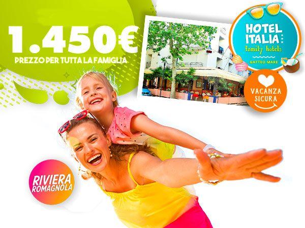 Offerte Hotel Italia Gatteo Mare